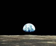Ay'a gidişin 45′inci yıldönümü