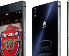 Huawei Ascend P7 Arsenal Edition göründü