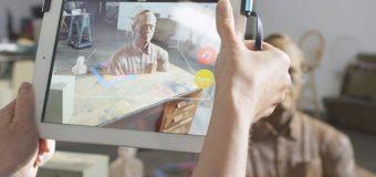 iPad'den 3D tarayıcı olur mu?