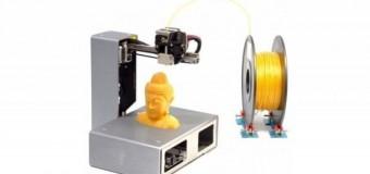 İlk Portatif 3D yazıcı Portabee GO tanıtıldı