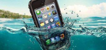 Suyun altında bile telefonla konuşabilirsiniz