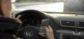 Direksiyonda SMS atan sürücüler için yeni uygulama