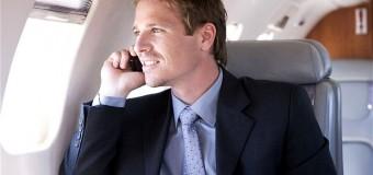 Uçağa binmeden telefonu şarj edin