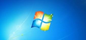 Windows 7 hala en çok kullanılan işletim sistemi