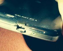 HTC'den Galaxy S4′ü yanan kullanıcıya hediye