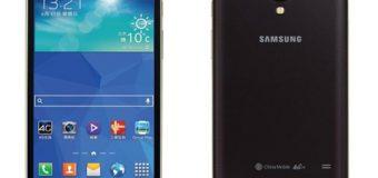 Samsung tabletle telefonu birleştirdi