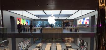 Apple Türkiye'ye lig atlattı
