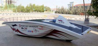 Güneş Enerjisiyle çalışan araba RA-25 tanıtıldı