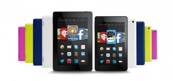 Amazon yeni tabletlerini tanıttı