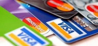 Kredi kartınızı garsonla göndermeyin!