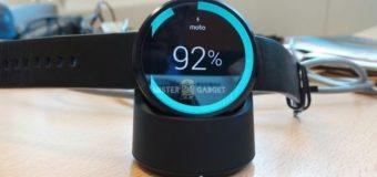 Motorola Moto 360, 3 saatte tükendi