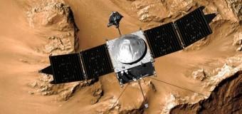 Maven, Mars yörüngesinde