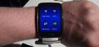 Samsung akıllı saatlere doymuyor: Gear S