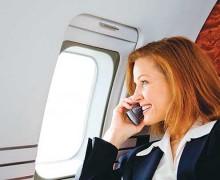 Avrupa uçuşlarında cep telefonu yasağına son