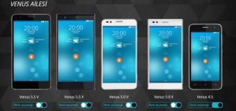 Vestel tasarım ödüllü yerli akıllı telefon serisi Venus'u Berlin'de tanıttı