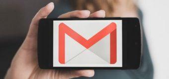 Gmail'den kullanıcıyı sevindirecek yenilik