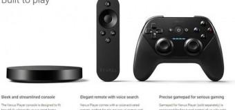 Google Nexus Player ile oyun işine giriyor