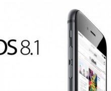 iOS 8.1 yayınlandı işte yenilikler…