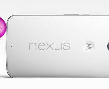 Google Nexus 6'yı resmen tanıttı