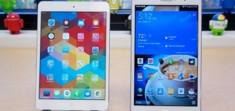 Tablet pazarının lideri Apple