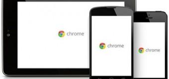 Mobil cihaz kullanıcıları Chrome dedi