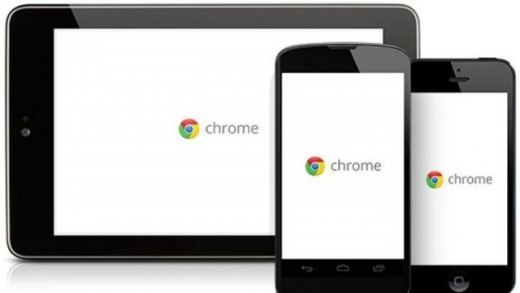 chrome-mobile