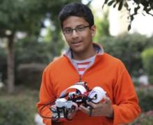 Intel'den 13 yaşındaki tasarımcıya destek