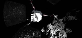 Kuyruklu yıldıza inen Philae'den şok haber