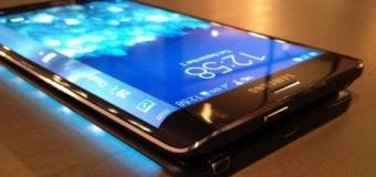 Galaxy Note Edge Türkiye'de satışa çıkıyor!
