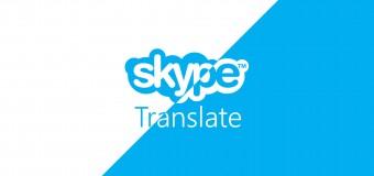 Skype anlık çeviriyi hizmete sundu