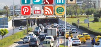 Sosyal medya trafikte öldürüyor