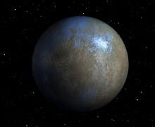 """""""Cüce gezegen Ceres'te yaşam olabilir"""""""