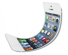 Esnek İphone'lar geliyor!