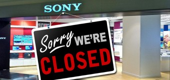Sony mağazalarını kapatma kararı aldı!