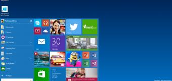 Windows 10 ücretsiz güncellenecek