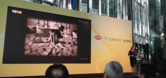 TRT 4K uydu yayına başladı!