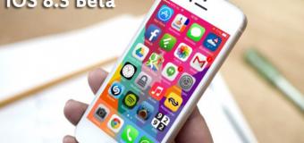 Apple, IOS 8.3 Beta sürümünü yayımlandı