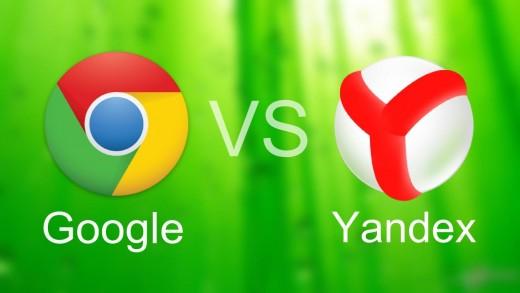 Google & Yandex savaşı