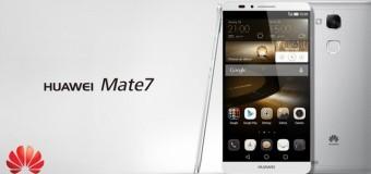 Huawei'nin yeni yıldızı Mate7