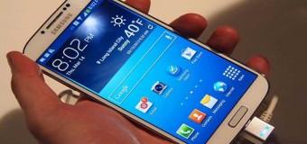 Galaxy S5 için Marshmallow güncellemesi geliyor!