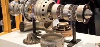 3D yazıcı ile ilk kez jet motoru yapıldı