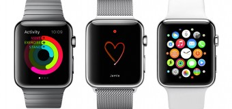 işte beklenen Apple Watch!