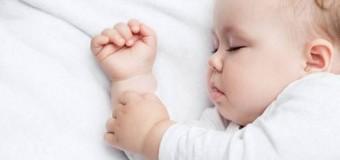 Bebekleri sallayarak uyutmayın!