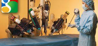 Google'dan 'ameliyat robotları' projesi