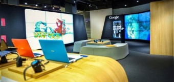 Google ilk mağazasını Londra'da açtı