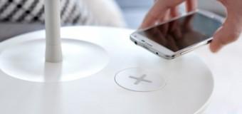 IKEA'dan telefon şarj eden mobilya