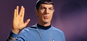 Uzay İstasyonu'ndan Mr. Spock'a veda