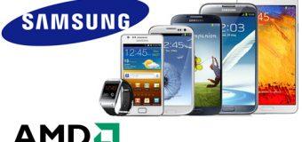 Samsung AMD'yi alıyor mu?