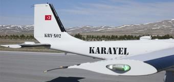 Vestel'den İnsansız Hava Aracı 'KARAYEL'