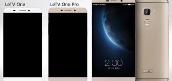 LeTV yeni akıllı telefonlarını tanıttı